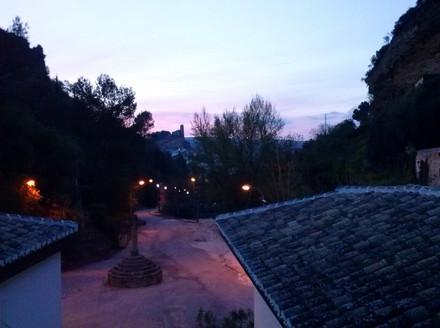 Montefrío, magique et secret