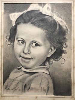 Dany (fille du peintre)