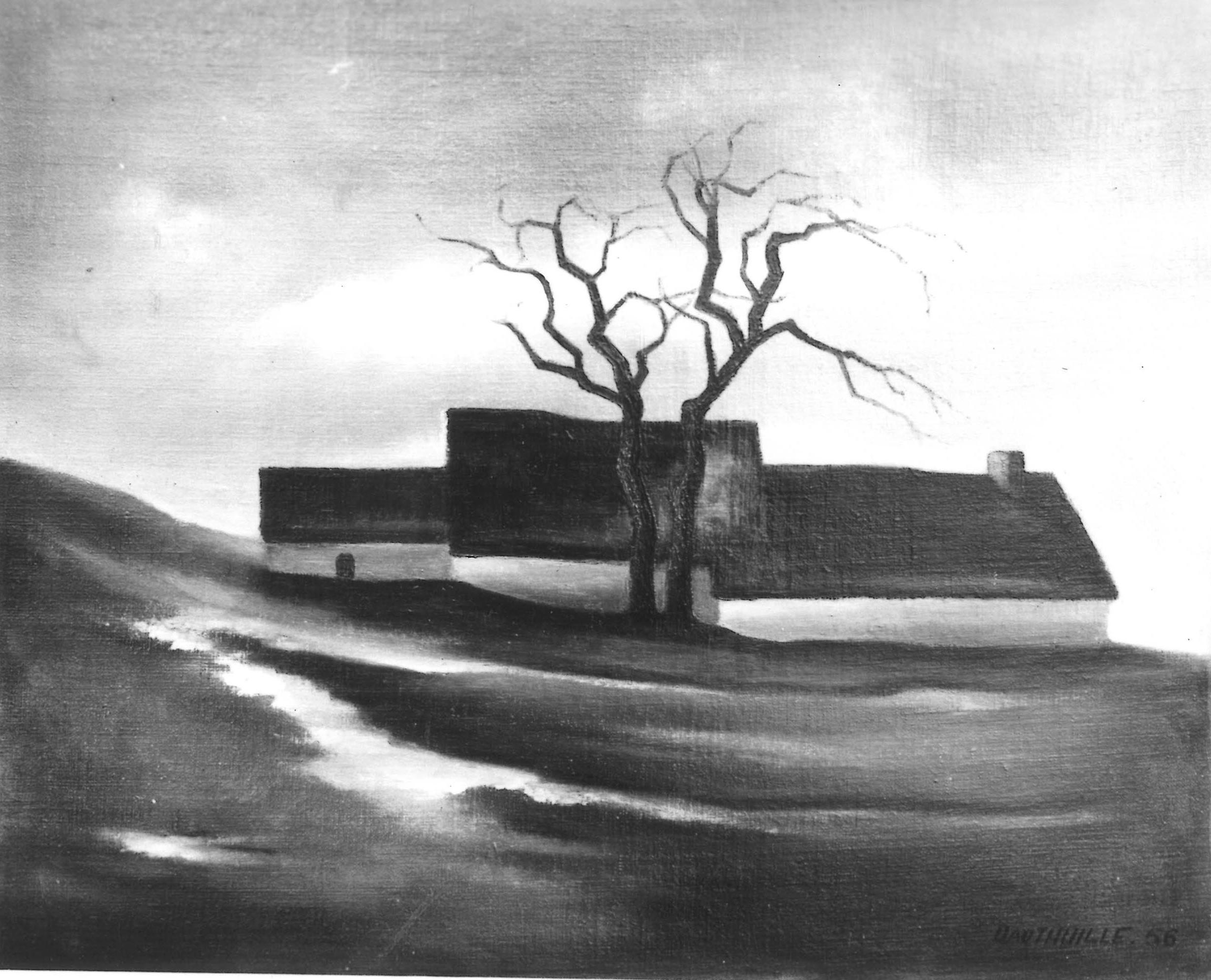 La maison isolée