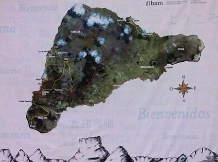L'Ile de Pâques ou Rapa Nui
