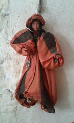 Magie d'une figurine