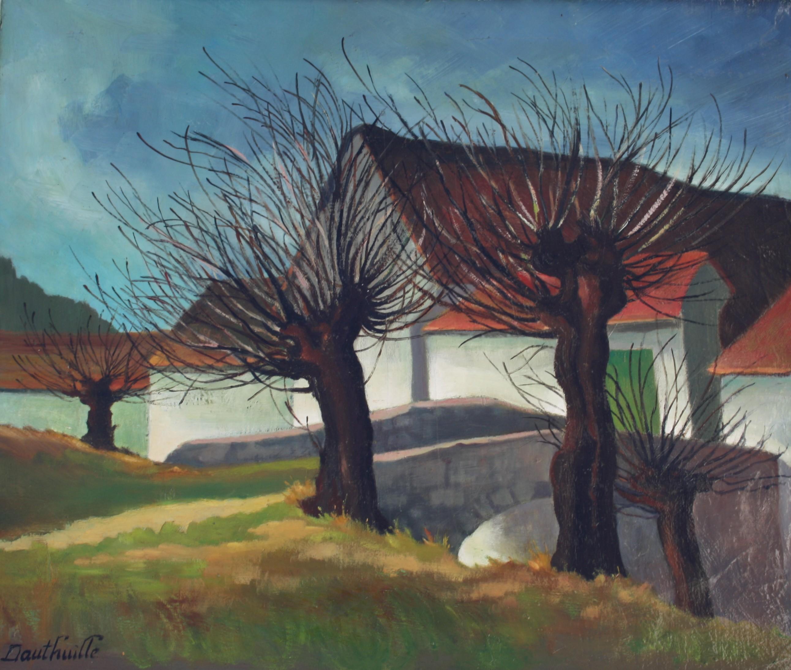 Paysage du Ternois