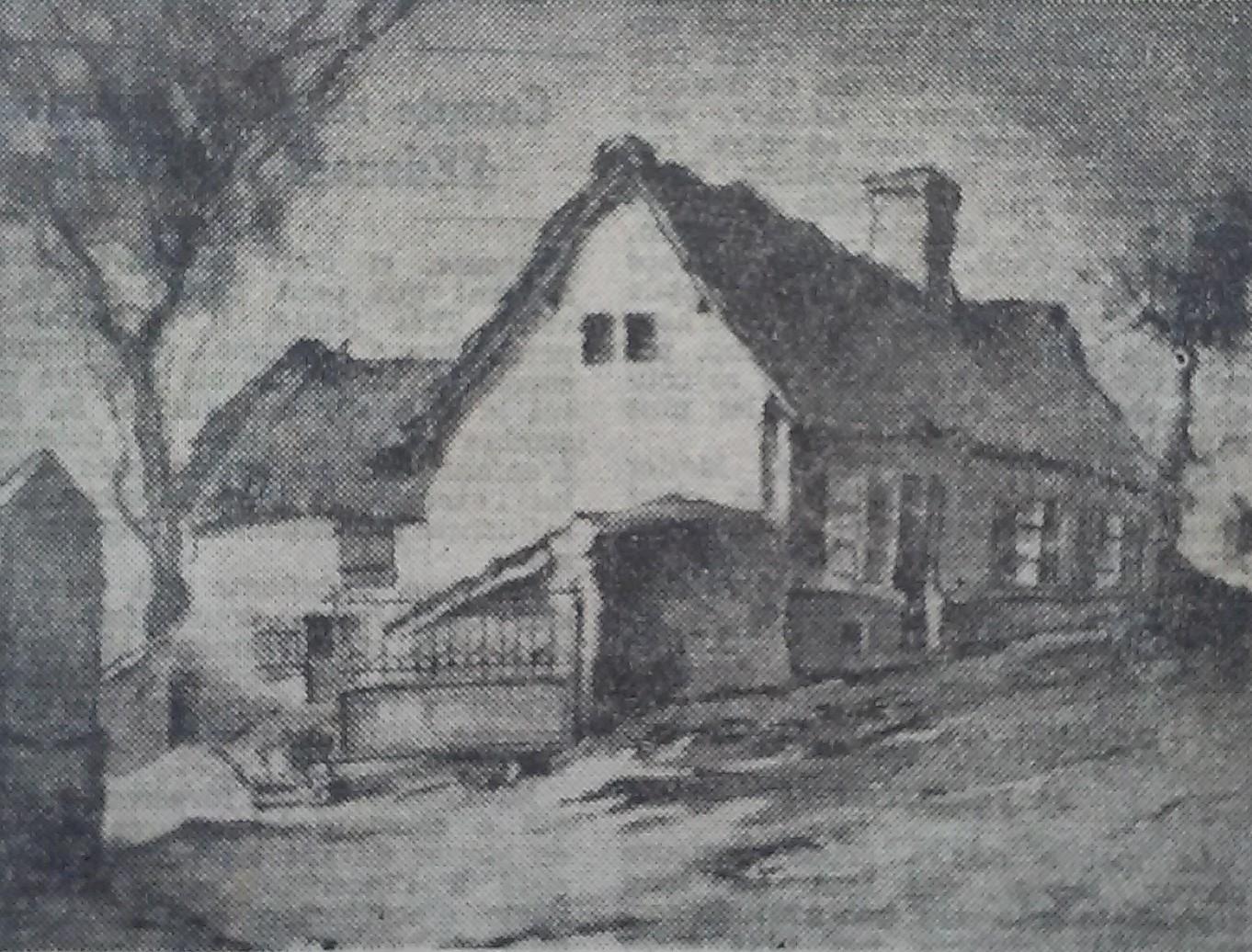 Maison de La Madelaine Montreuil-sur