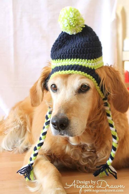 Winter Beanie Hat for Dogs