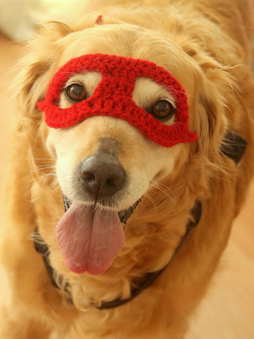 Super Hero Mask for Dogs