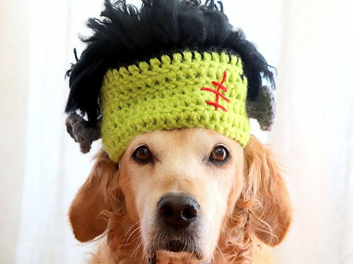 Frankenstein Hat for Dogs