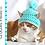 Thumbnail: Cat Beanie Crochet Pattern