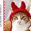 Thumbnail: Devil Horn Cat Headband Crochet Pattern