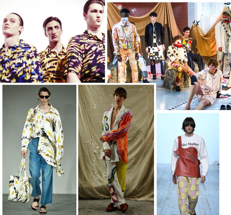 Alex Mullins unisex fashion brand