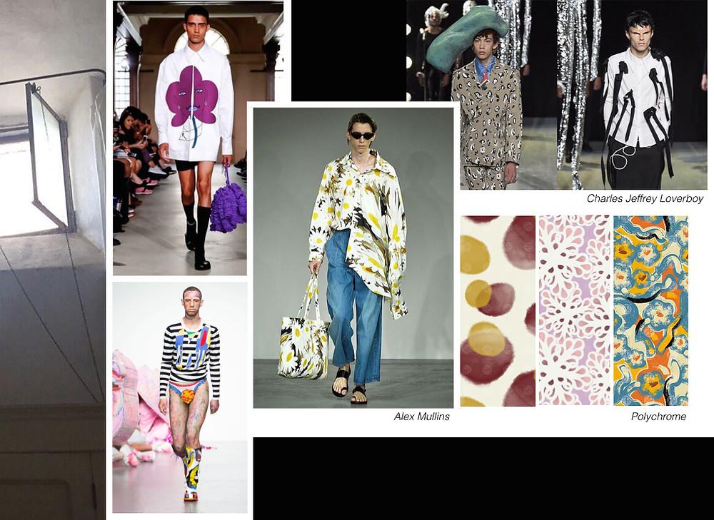 Unisex Fashion is pushing bounderies
