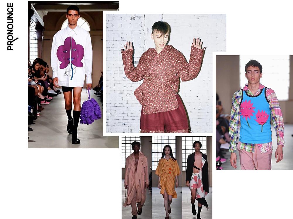 Pronounce genderless fashion label
