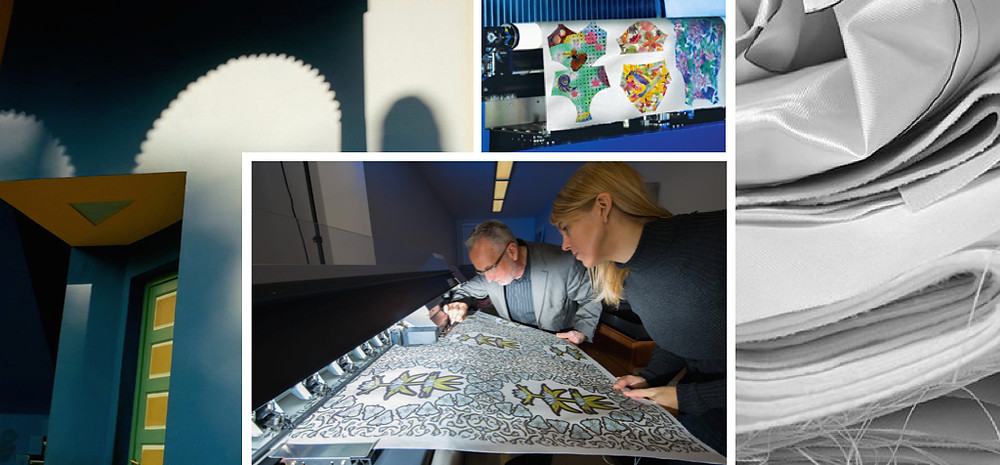 Sustainable Textile Printing