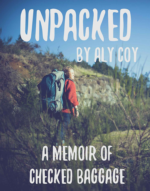 Ebook UNPACKED: a memoir of checked baggage