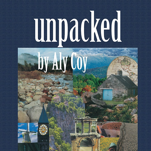 Ebook UNPACKED: a memoir of checked baggage