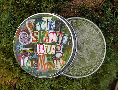 skeeter skatter: natural bug repellant