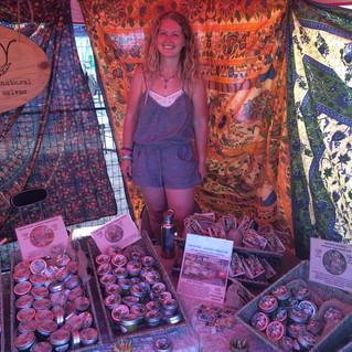 Vancouver Folk Fest Bazaar