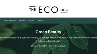 Feature on EcoHub.com