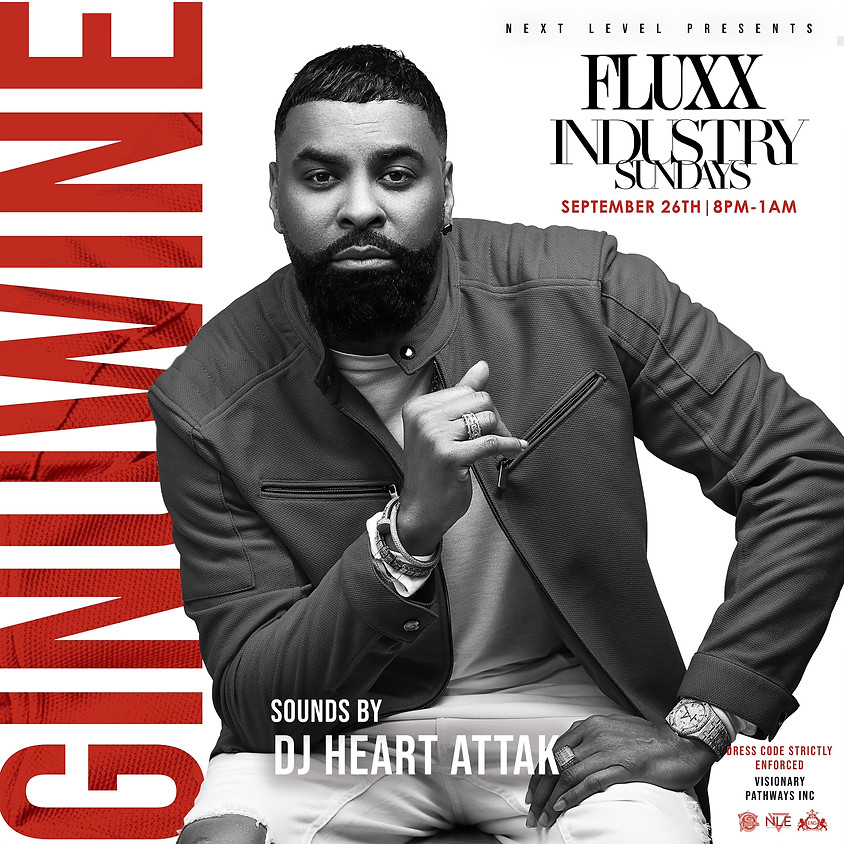 Ginuwine presented by Visionary Pathways Inc.