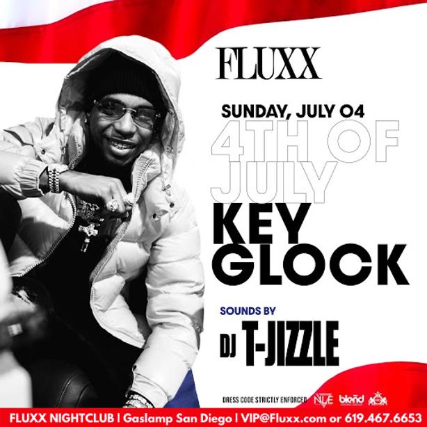 Key Glock @ FLUXXSD