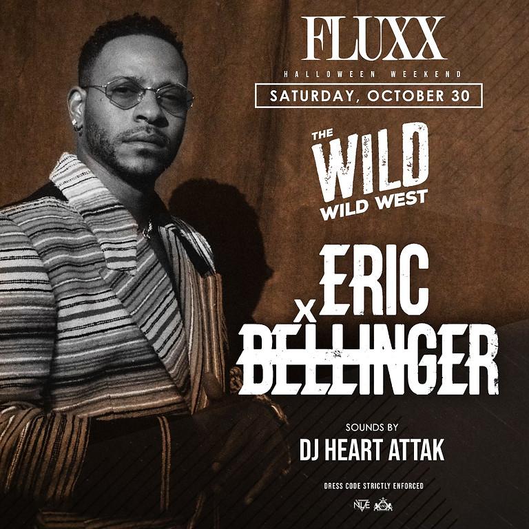 Eric Bellinger @ FLUXX