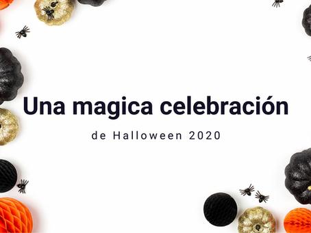 Una mágica celebración de Halloween 2020