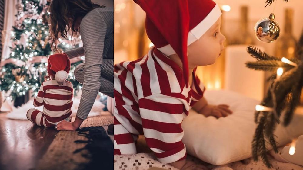 Actividades navideñas en familia