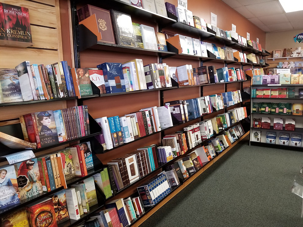 Faith Christian Store Bibles