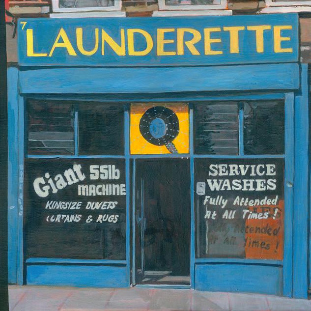 Launderette, Sydenham