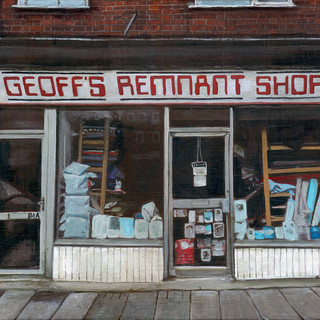 Geoff's Remnant Shop, Brentwood