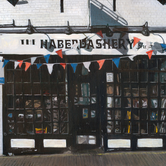The Haberdashery Shop, Ramsgate