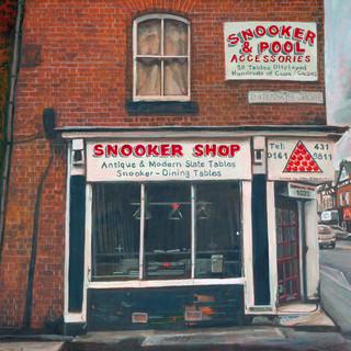 Snooker Shop, Manchester