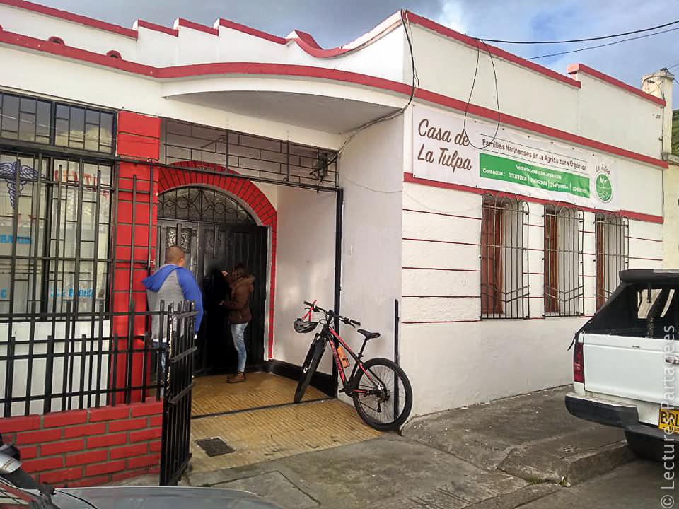 La maison de La Tulpa à Pasto