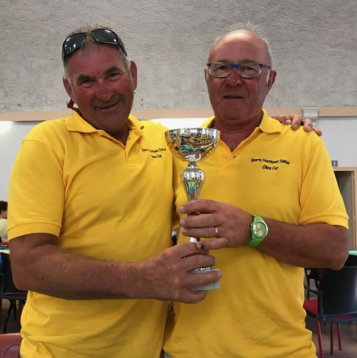 Olona Cup : Colibri sur le podium !