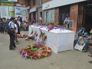 La Communauté de Paix de San José de Apartadó fête son 17ème anniversaire