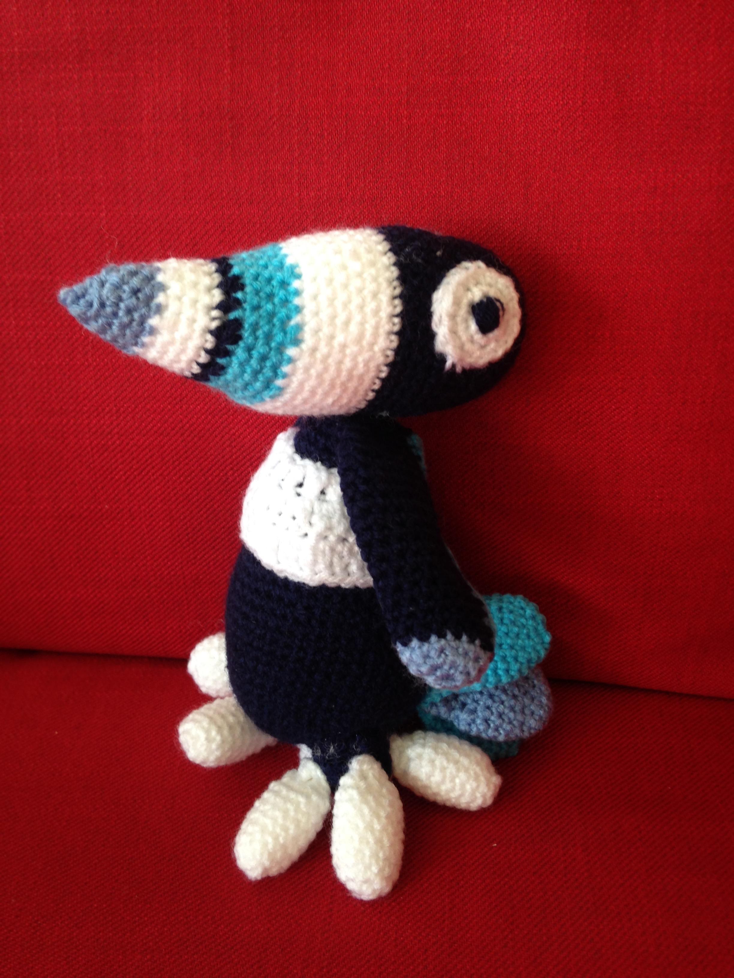 Hugo, le pingouin