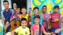 Los progresos de la escuela de música