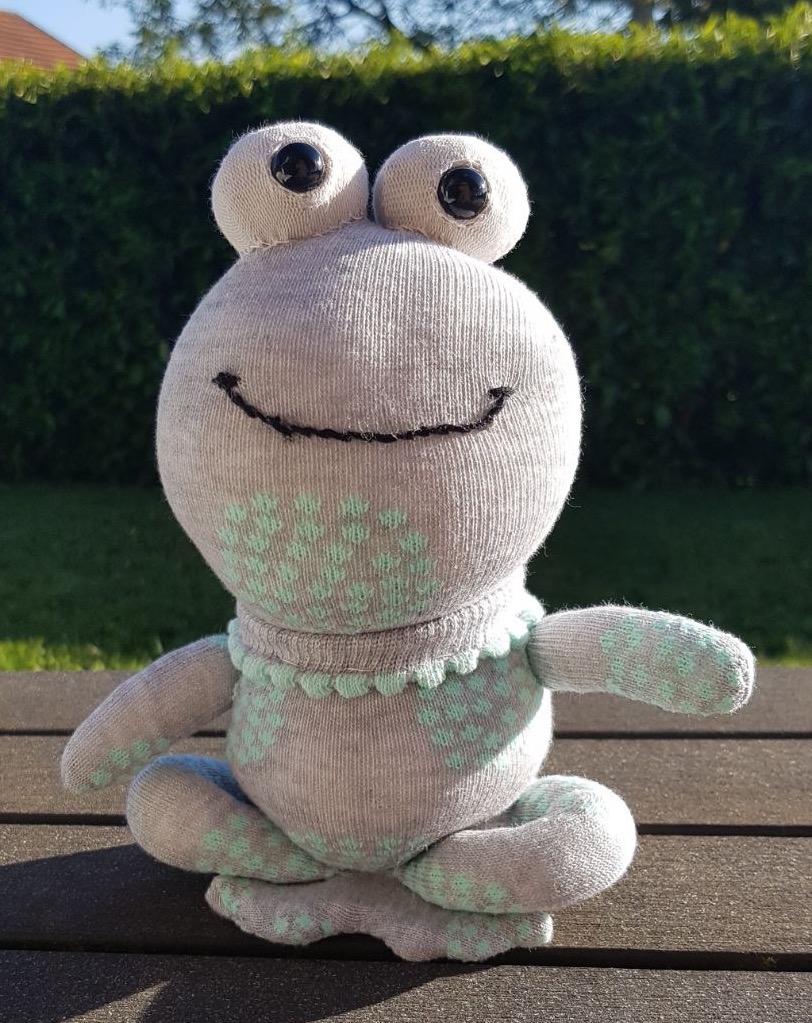 La grenouille de Thao