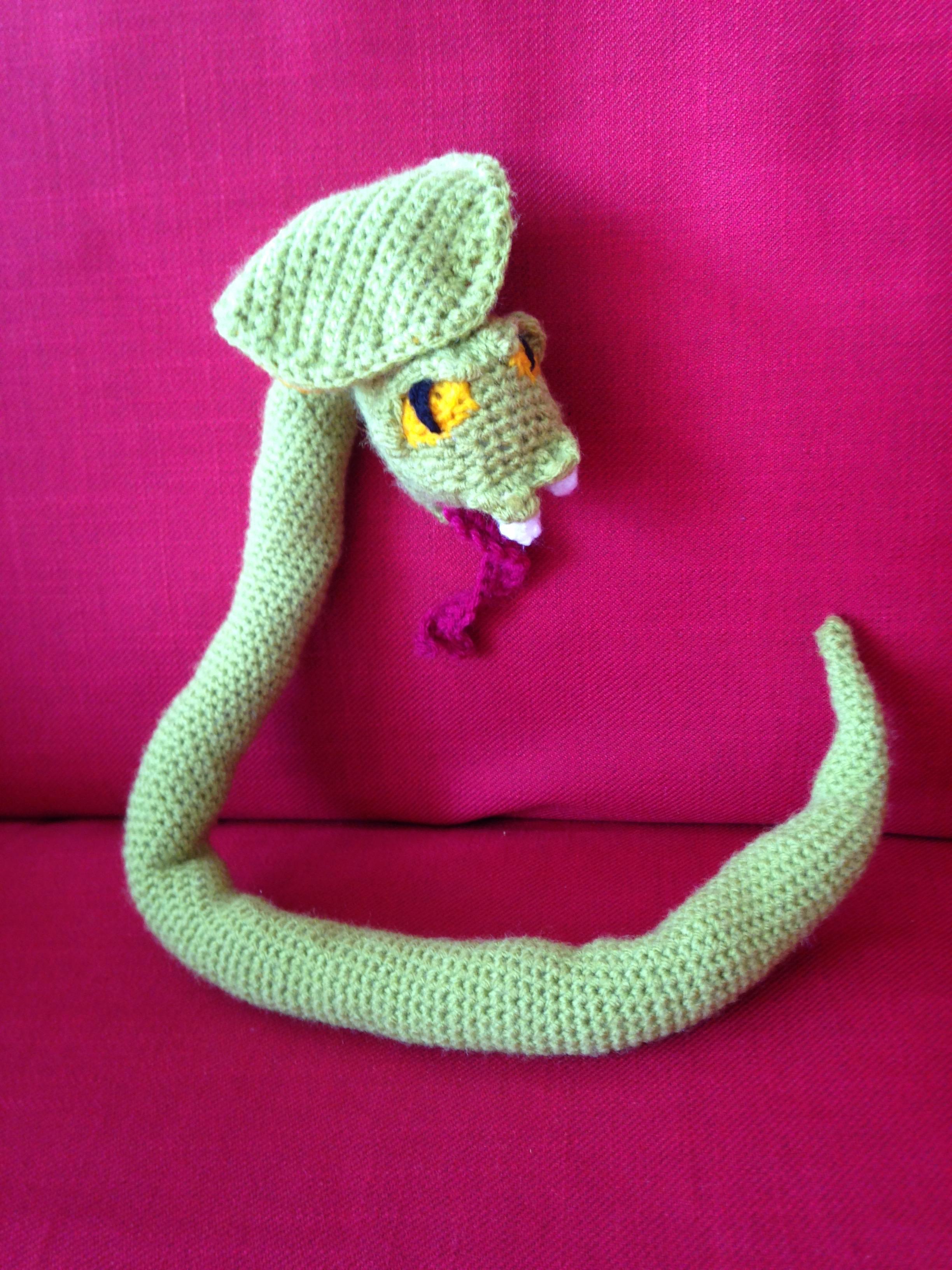 Skippy, le cobra