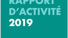 Assemblée générale 2020 et rapport d'activités 2019 en ligne !