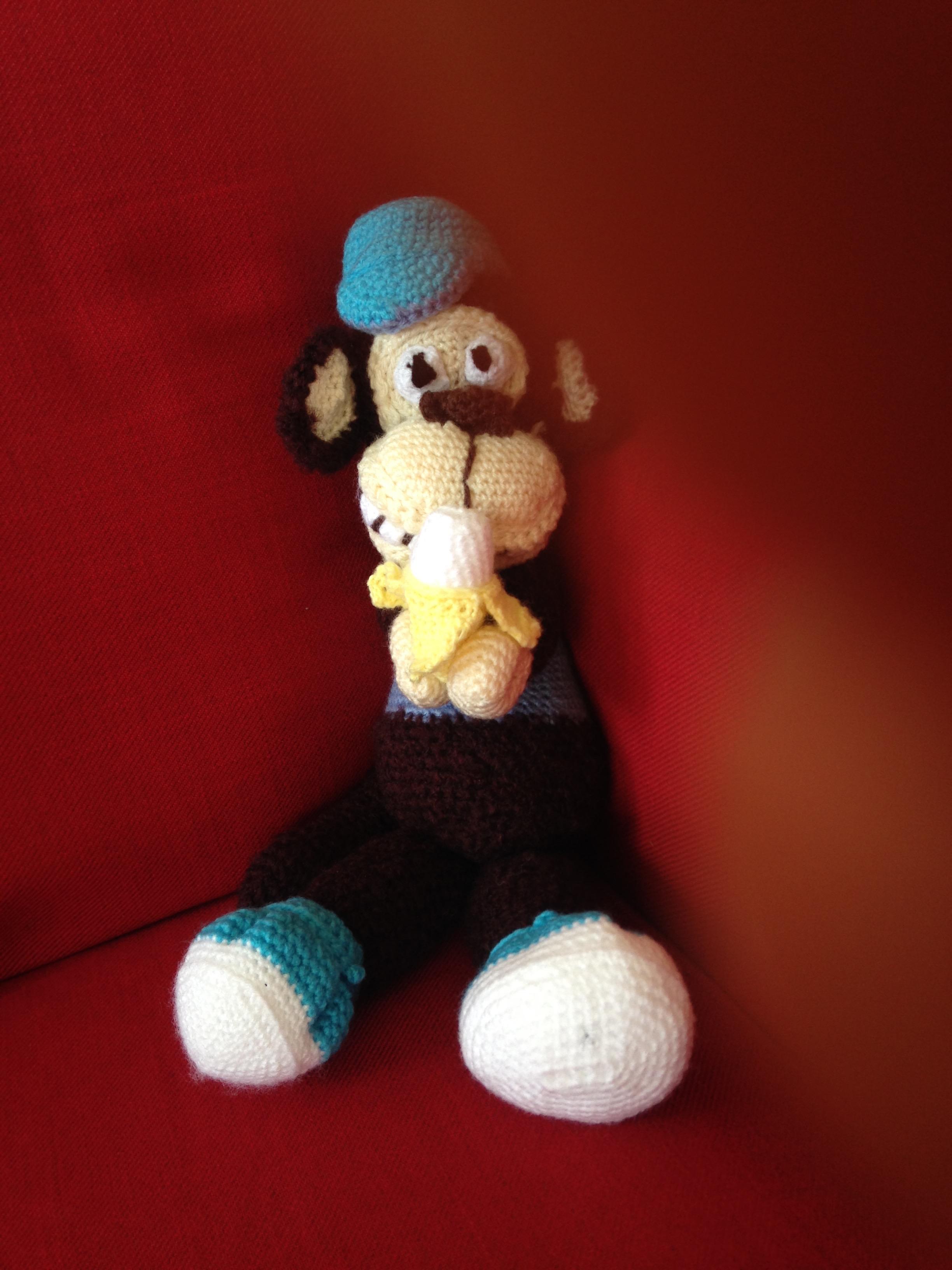 Simon, le singe