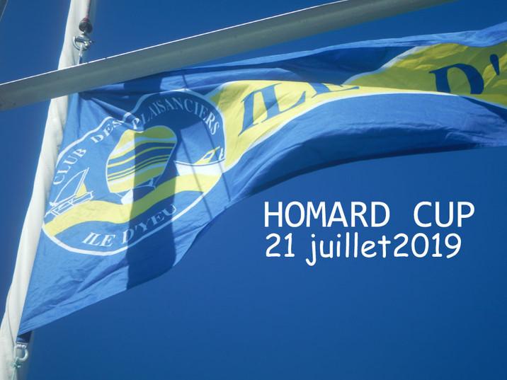 Homard Cup le 21 juillet, ouverture des inscriptions