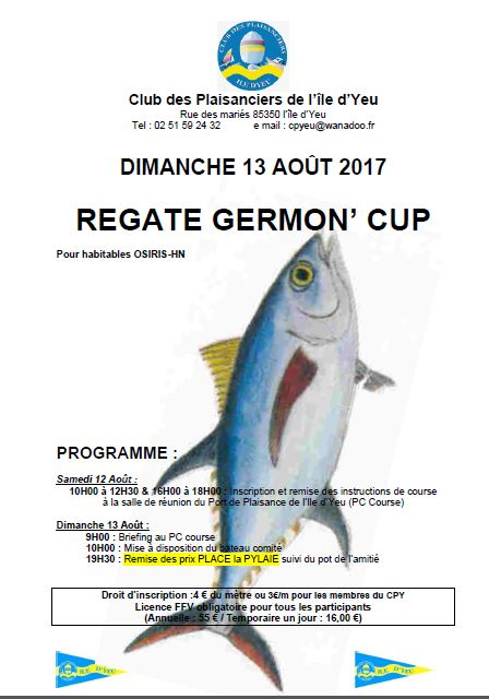 germon cup