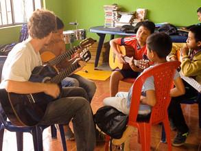 Une école de musique en milieu rural