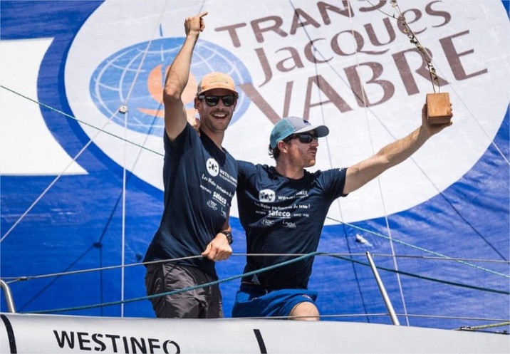 Transat Jacques Vabre, Bravo !