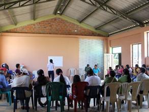 Premier atelier agro-écologique à Duarte (groupe 1)