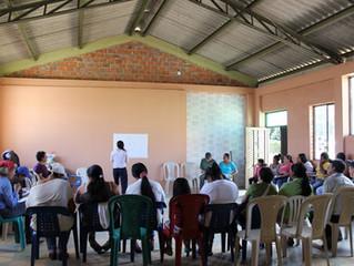 Primer taller agro-ecológico en Duarte (grupo 1)