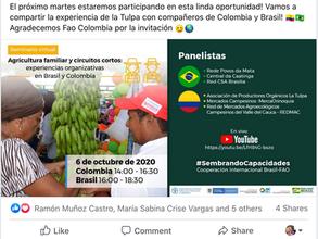 La Tulpa, expérience emblématique en Colombie