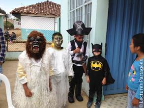 Halloween à Matituy
