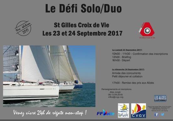 Baticup et Solo-Duo Saint Gilles les résultats
