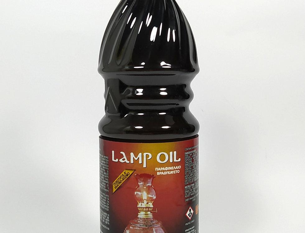 """Παραφινέλαιο """"Lamp-oil"""" Άοσμο - Άκαπνο"""